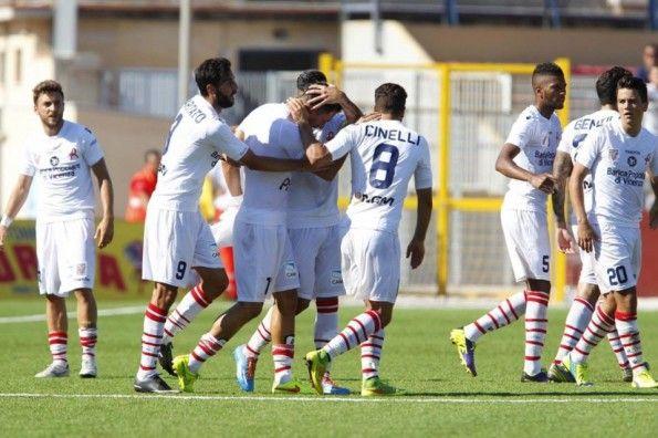 Vicenza terza maglia bianca