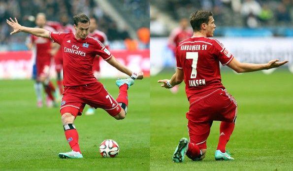 Terza divisa Amburgo HSV 2014-15