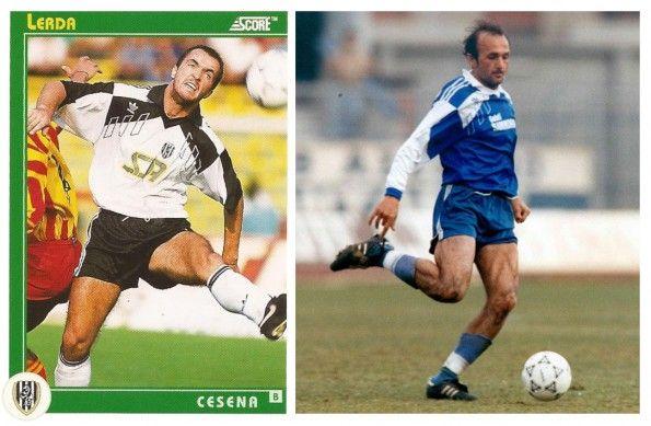 Maglie Cesena Empoli 1990-92