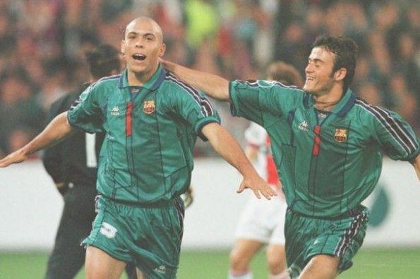Ronaldo maglia Barcellona 1996-1997