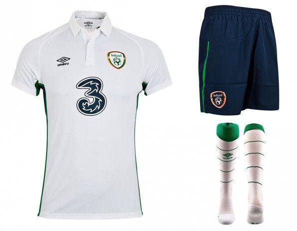 Seconda maglia Irlanda 2014-2016