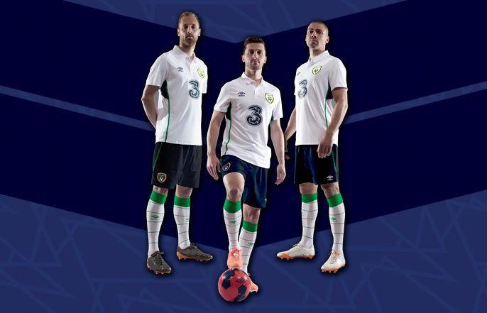 Divisa Irlanda away 2014-15