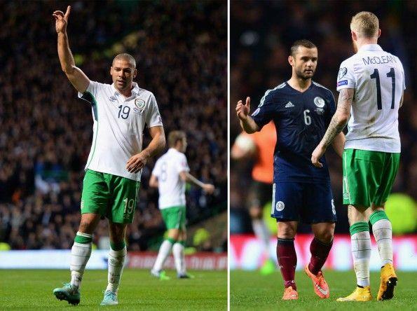 Scozia-Irlanda qualificazioni Euro 2016