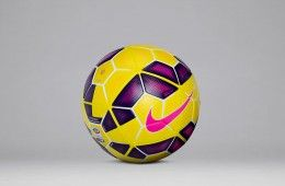 Pallone Serie A Nike Ordem Hi-Vis
