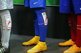Sponsor calzettoni campionato spagnolo
