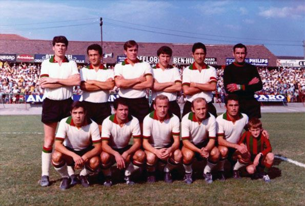 Ternana, maglia away 1968-1969