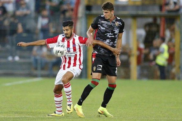 Ternana, maglia third 2014-2015 mimetica