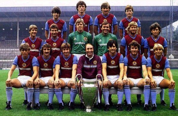 Aston Villa Le Coq Sportif 1982-1983