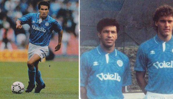 Careca Maglia Napoli 1992-1993