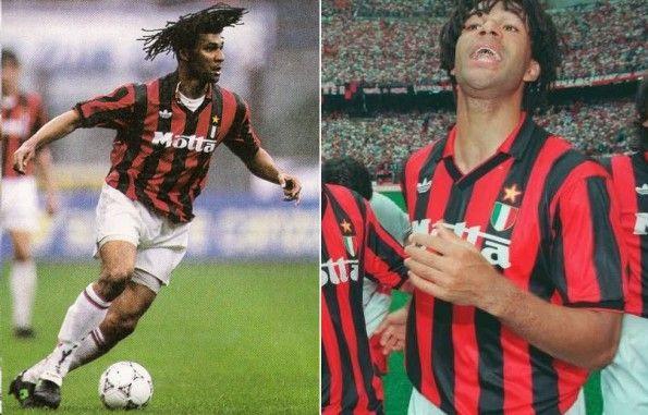 Gullit maglia Milan 1992-1993
