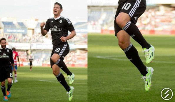 James Rodriguez scarpini F50 Supernatural