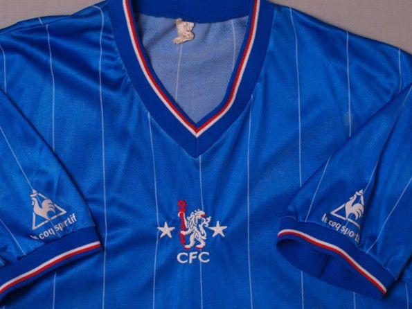Maglia Chelsea 1981-1983