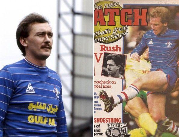 Maglia Chelsea 1983-1985