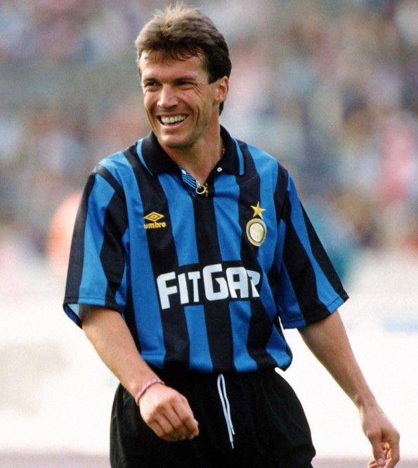 Matthaus maglia Inter 1992-1993