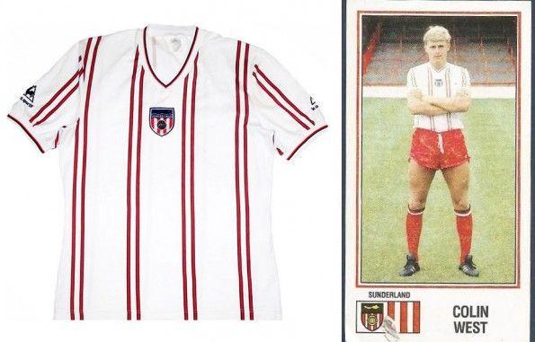 Maglia Sunderland Le Coq Sportif 1981-1983