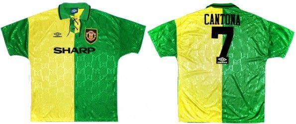 Terza maglia Manchester United 1992-1994