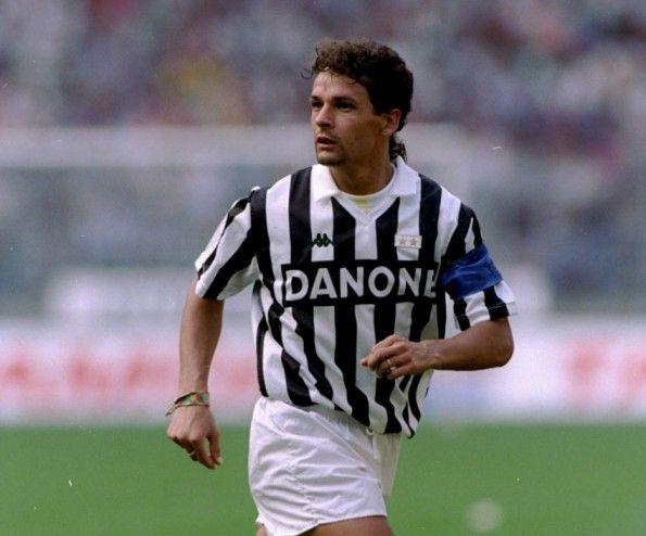 Baggio Juventus 1992-1993