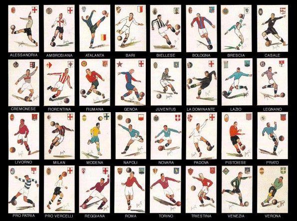 Cartoline 1928-1929 illustratore Maggioni in arte Magia
