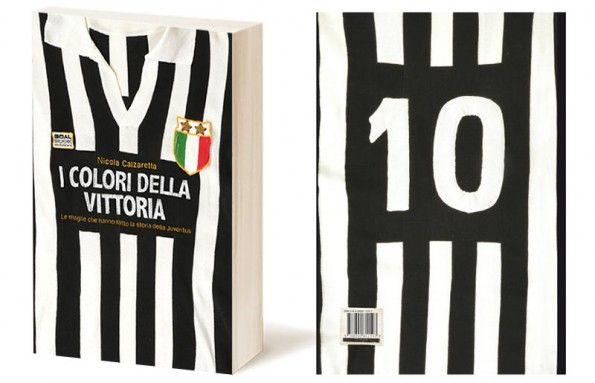 Copertina libro Juventus I colori della Vittoria