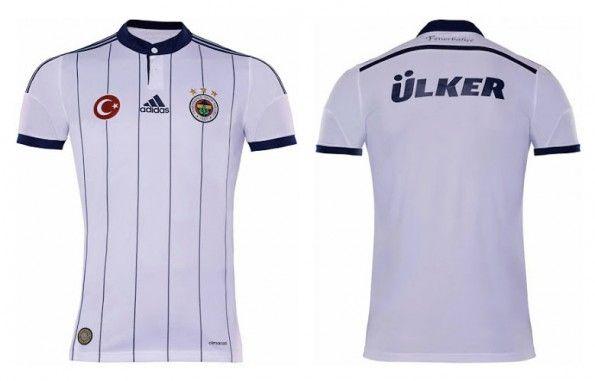 Seconda maglia Fenerbahce 2014-15