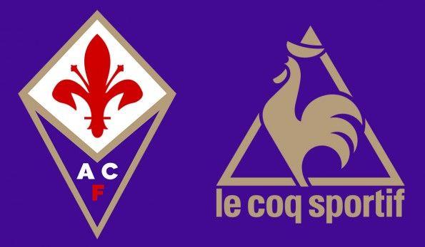 Le Coq Sportif sponsor Fiorentina