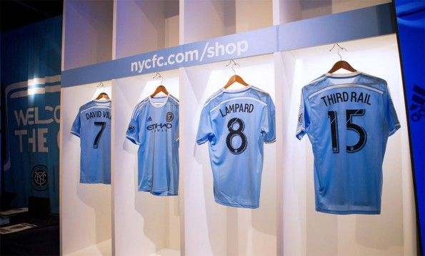 Font New York City FC 2015