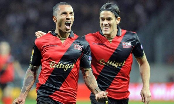 Divisa Guingamp in Europa League 2014-15