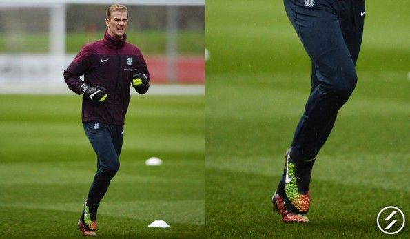 Joe Hart (Inghilterra) Nike Magista Obra