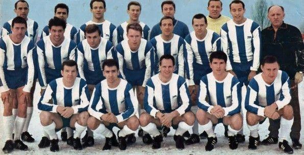 Hertha Berlino, 1967