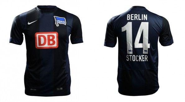 Seconda maglia Hertha Berlino 2014-2015