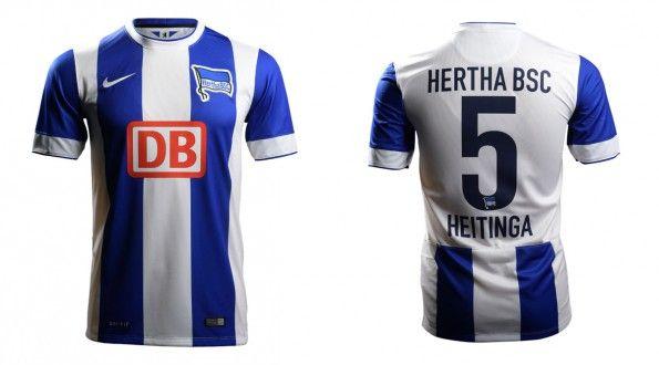 Prima Maglia Hertha Berlino 2014-2015
