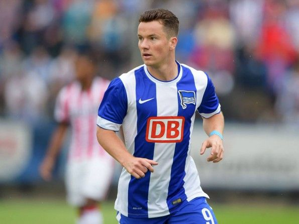 Hertha Berlino divisa home 2014-2015
