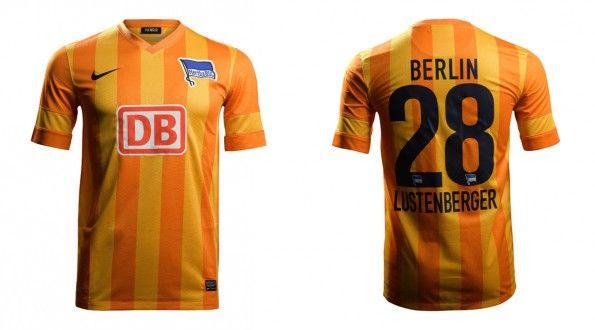 Terza maglia Hertha Berlino 2014-15