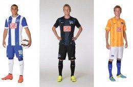 Hertha Berlino, divise 2014-2015 Nike