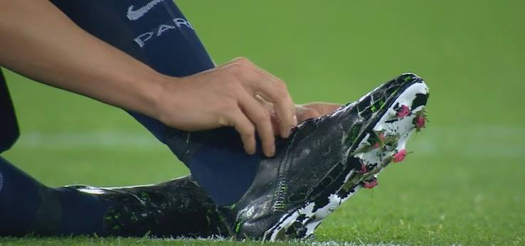 Ibrahimovic scarpe F50 adidas