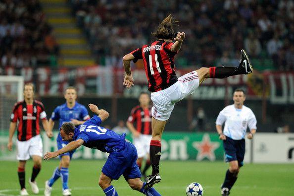 Ibrahimovic scarpe Nike Tiempo