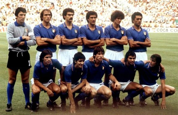 L'Italia vestita da Le Coq Sportif