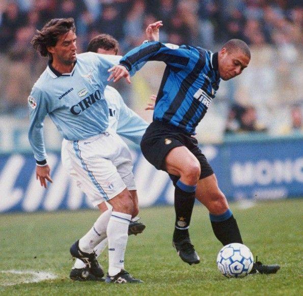 Mancini e Ronaldo, sfida tra campioni