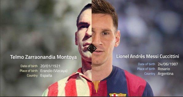 Messi e Telmo