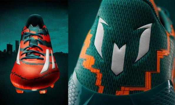 Logo Team Messi scarpe mirosar10
