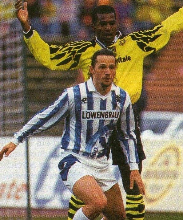 Borussia Dortmund-Monaco 1860 stagione 1994-95