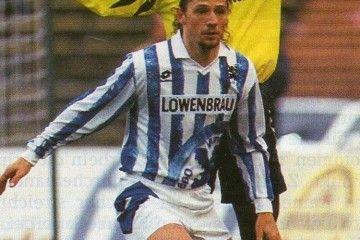 La maglia del Monaco 1860 nella stagione 1994-1995
