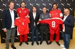 Rinnovo Puma sponsor tecnico Austria