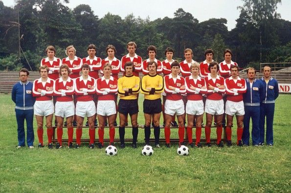 Union Berlino, formazione 1978-1979