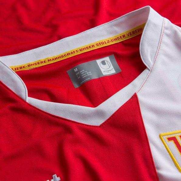 Colletto maglia Union Berlino home 2014-15