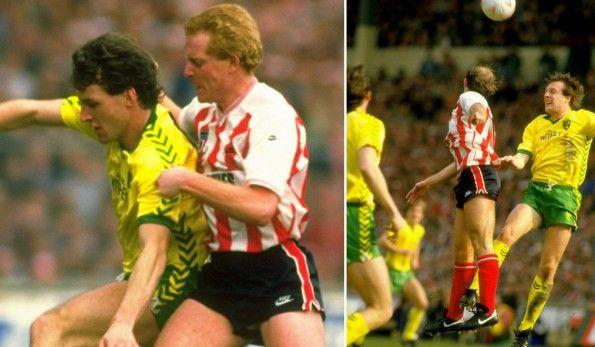 Norwich City-Sunderland finale Coppa Lega inglese 1984-85