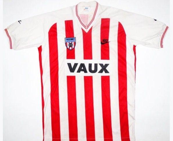 Maglia Nike Sunderland 1985-1986