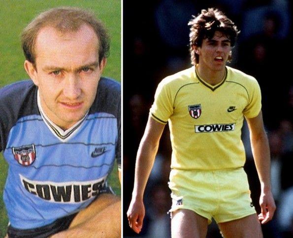 Maglie da trasferta Sunderland Nike 1983-1986