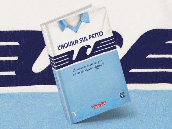 Libro L'aquila sul petto copertina