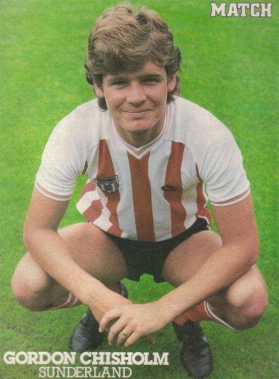 Chisholm divisa Nike Sunderland 1983